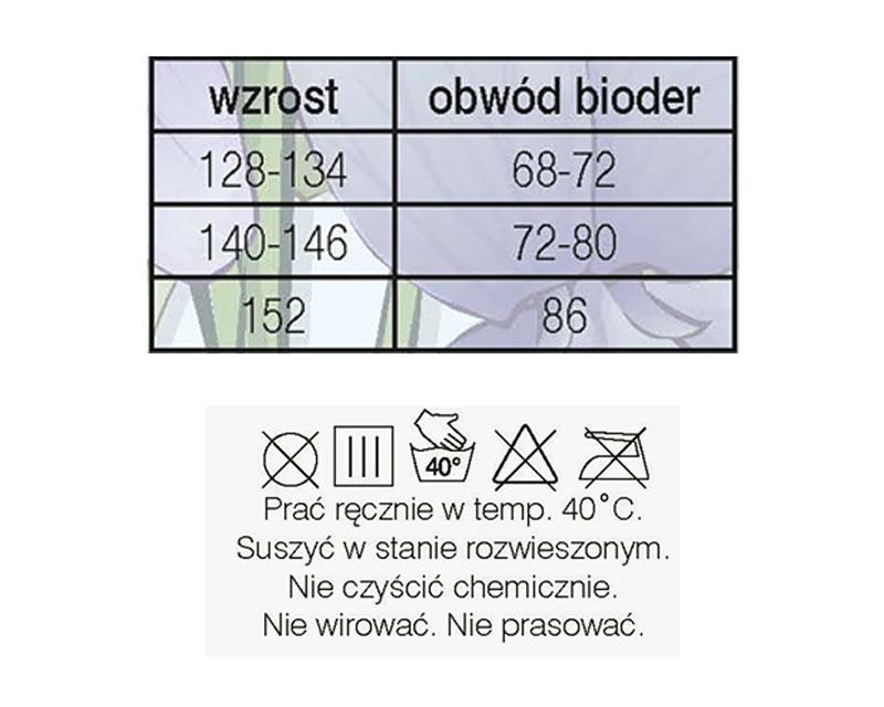 rajstopy-dziewczece-komunijne-ze-wzorem-wymiar